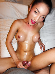 BKK Air Hostess Bareback