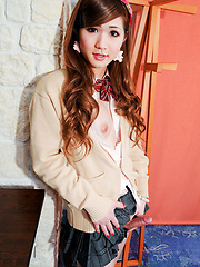Best-selling newhalf porn-star in Japan
