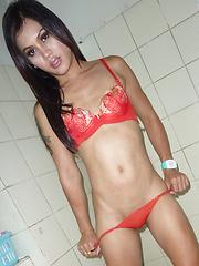 Thai Style Toilet Wank