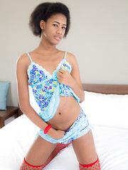 Pajama Bareback Teen