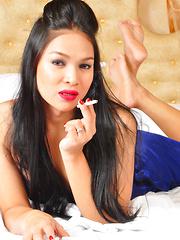 Janice Garcia: Smokin'