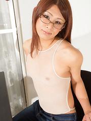 Japanese Ladyboy Makoto