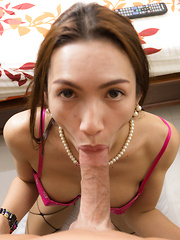 Big Raw Cock Pink Lingerie Lover